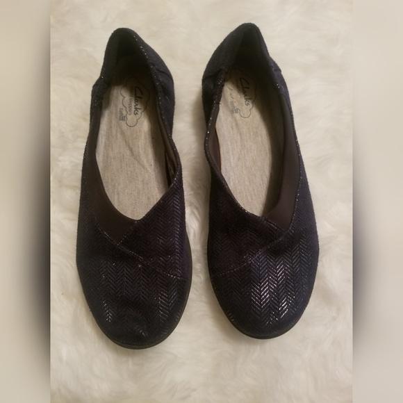3b179eddc54b5 Clarks Shoes - {Clarks} Cloud Steppers Memory Foam Shoes